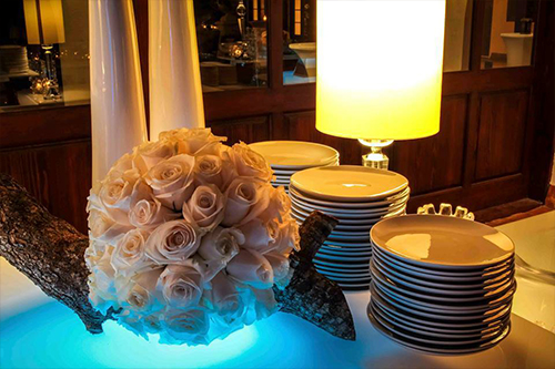 Flowers & Plates